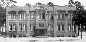 Elfers Elementary built in 1914