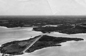 Green Key. This photo appeared in the New Port Richey Press in 1947