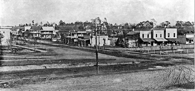 History of Zephyrhills, Pasco County, Florida