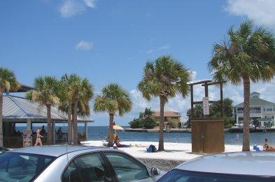 Hudson Beach In 2006